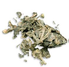 marijuana is a mixture of shredded leaves stems seeds