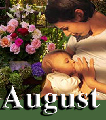 august the breasfeeding month