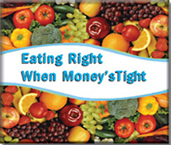 eAT rIGHT WHEN mONEYS TIGHT