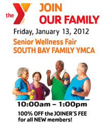 Friday January 13- 2012- Senior Wellness Fair