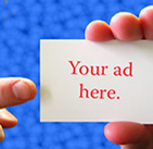 Join Us- Place Your Ad Here